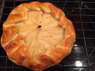 Baked Tarte