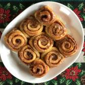 Drizzled Cinnamon Rolls