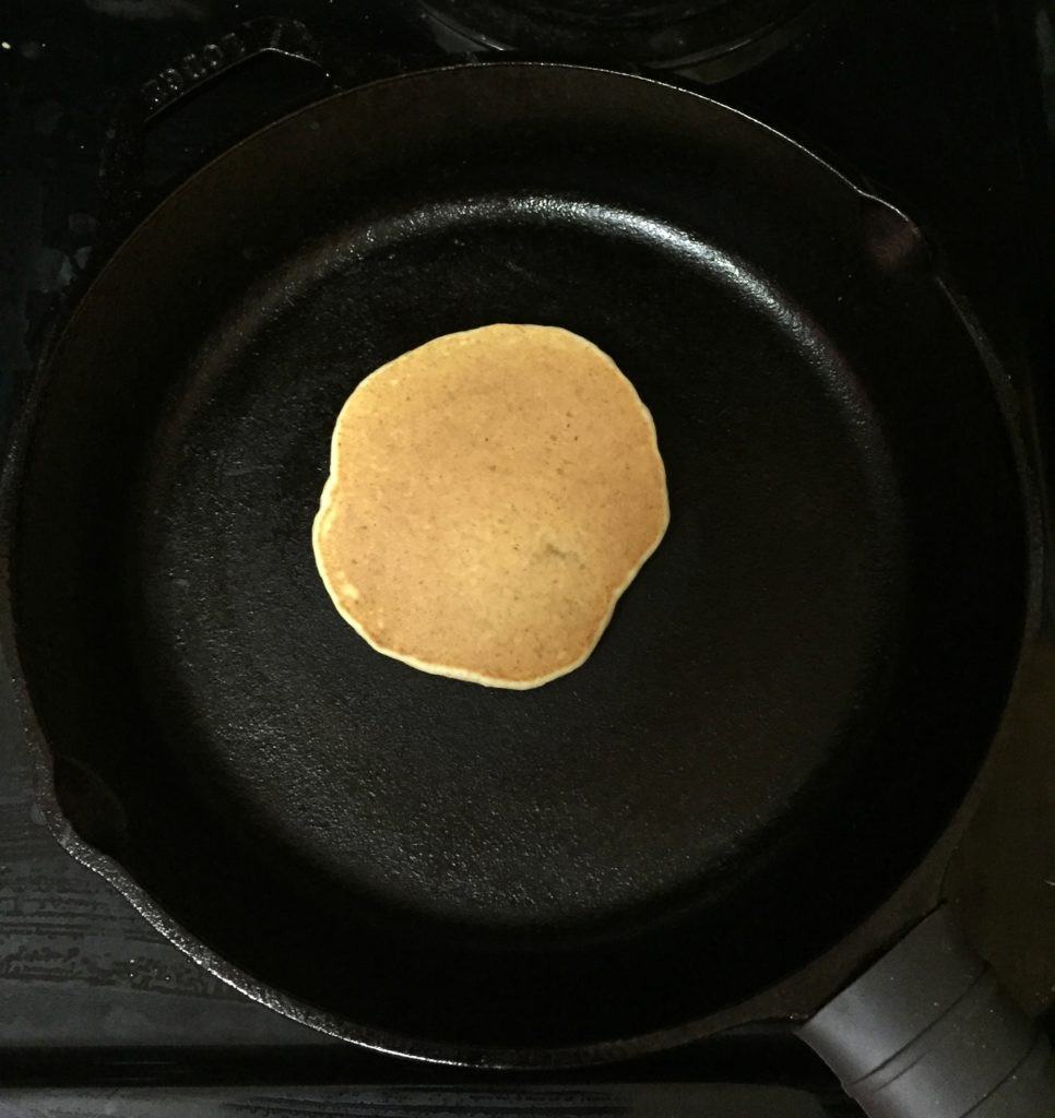 Pancakes in Pan