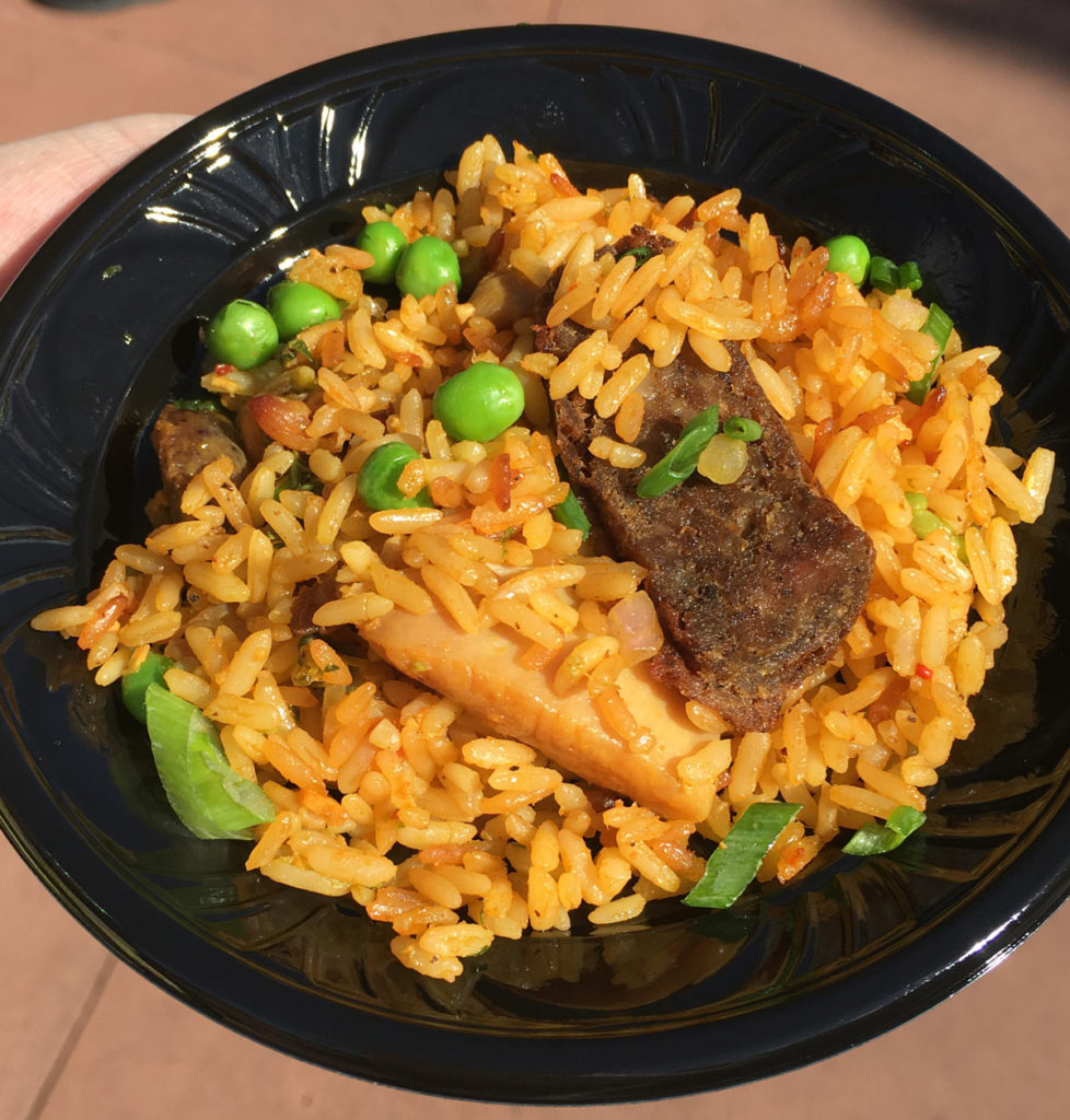 EPCOT Food and Wine Festival Spain